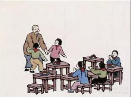 不让老师责罚你的孩子,是对你孩子最大的伤害