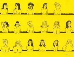 女性乳房胸型研究:大胸、小胸、下垂乳房的8种类型,你了解多少?