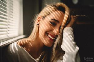 给生活一个微笑